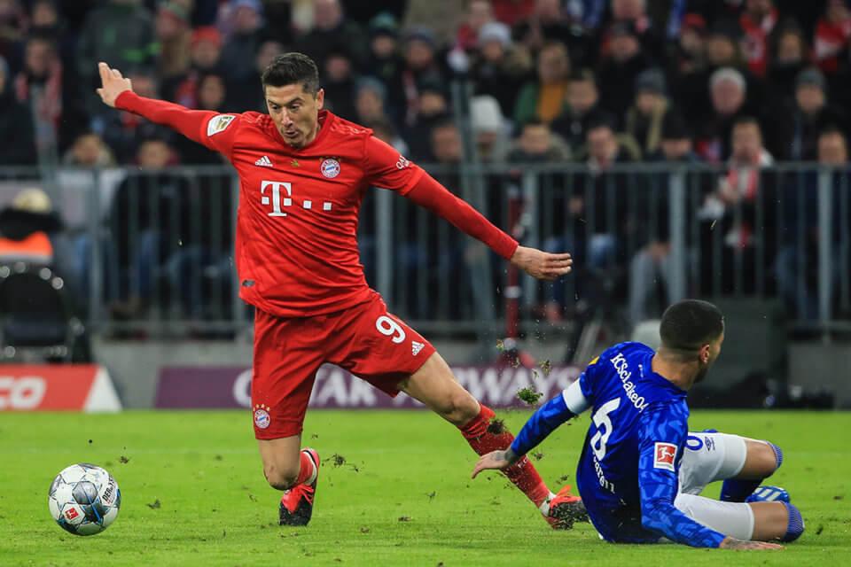 Schalke 04 - Bayern