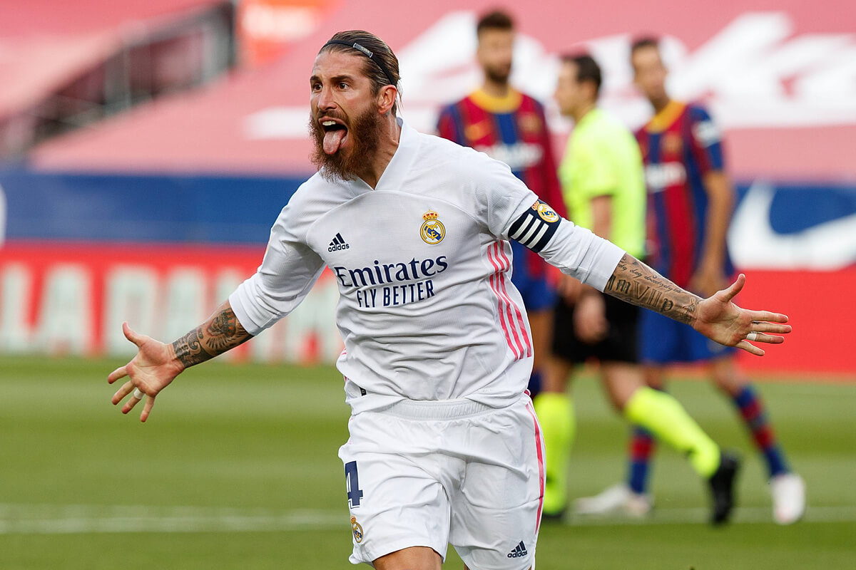 Sergio Ramos 2021