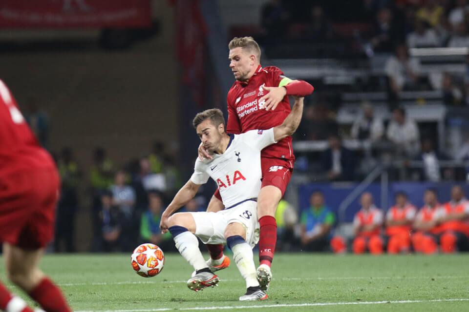 Tottenham Hotspur - Liverpool FC
