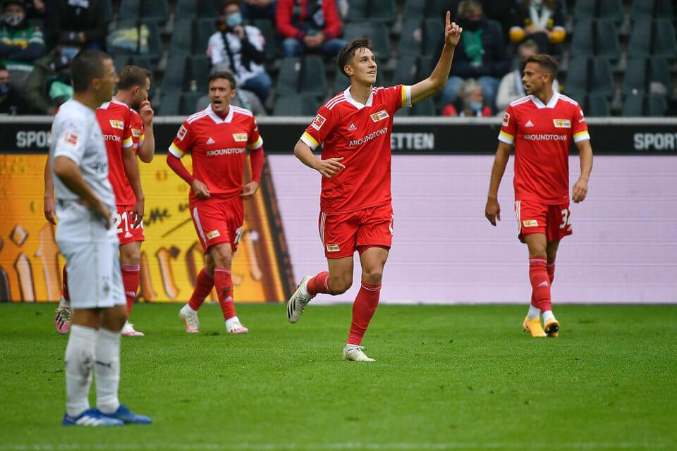 Piłkarze Unionu Berlin