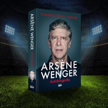 Arsene Wenger - autobiografia