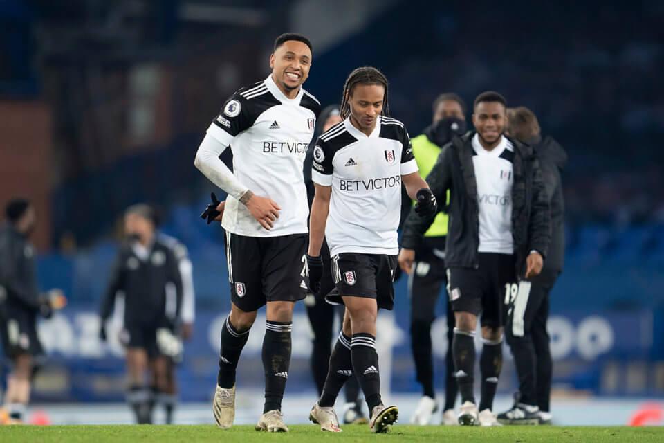 Fulham Kenny Tete Bobby De Cordova-Reid