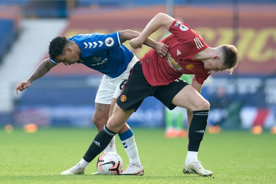 Everton - Man Utd