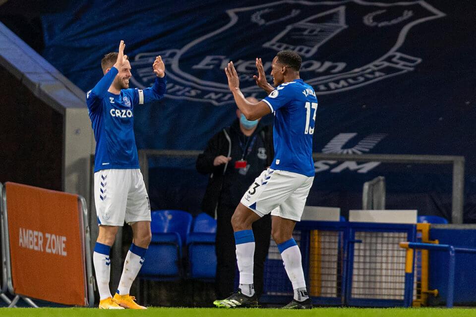 Piłkarze Evertonu
