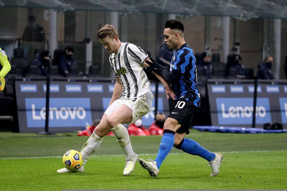 Juventus - Inter Mediolan