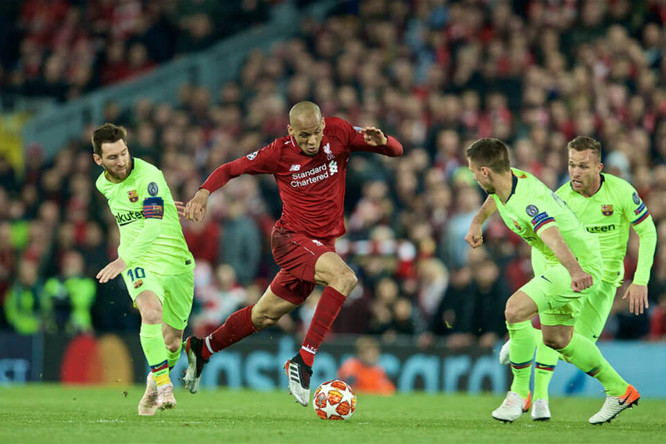 Liverpool - FC Barcelona