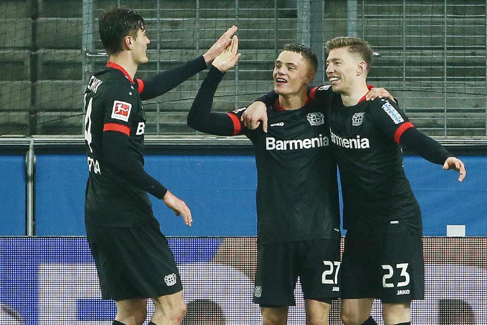 Piłkarze Bayeru