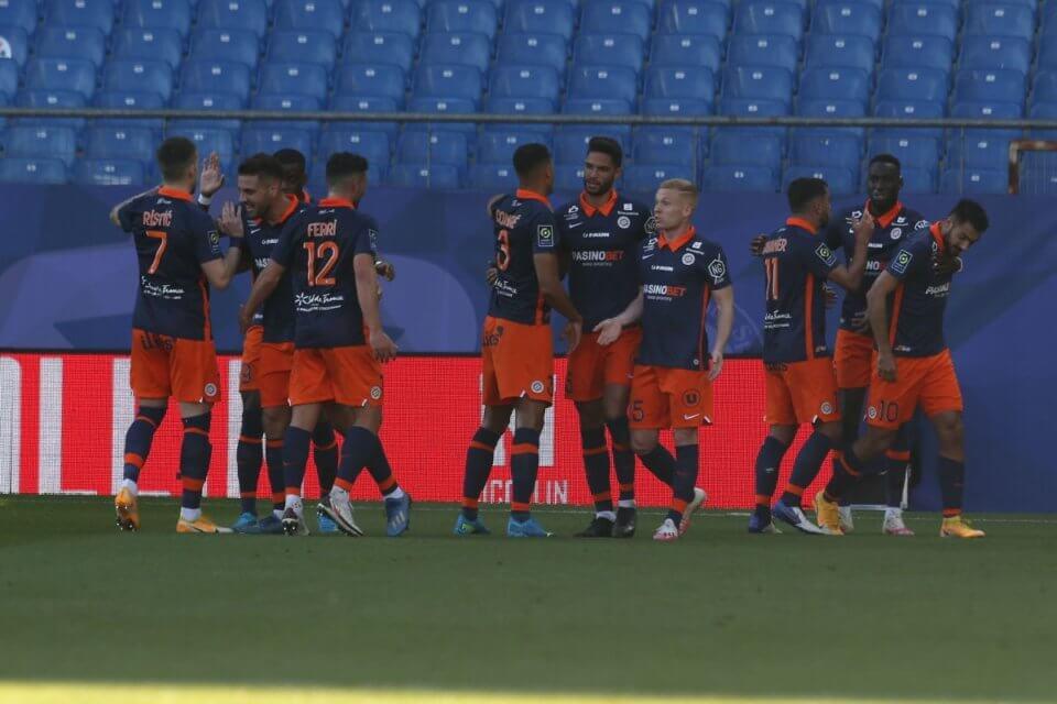Piłkarze Montpellier
