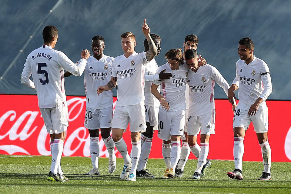 Piłkarze Real Madryt