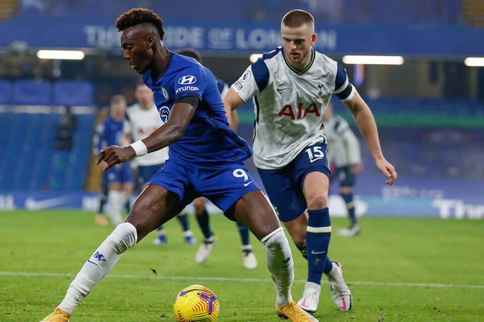 Z meczu Tottenham - Chelsea transmisja w polskiej TV