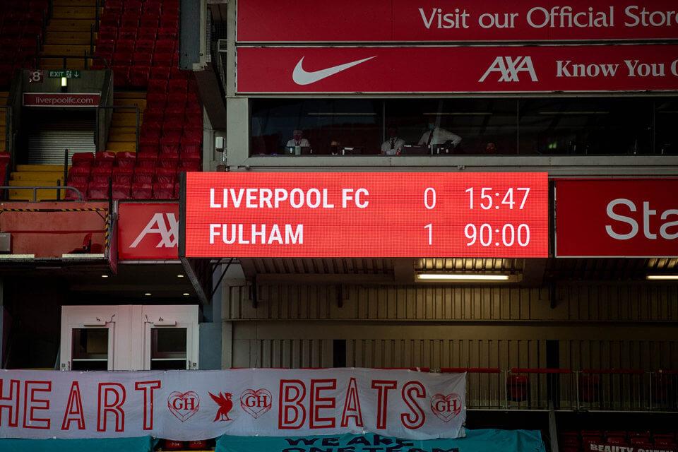Liverpool - Fulham