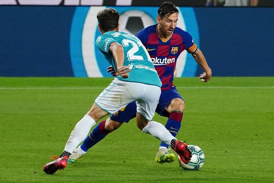FC Barcelona - Osasuna