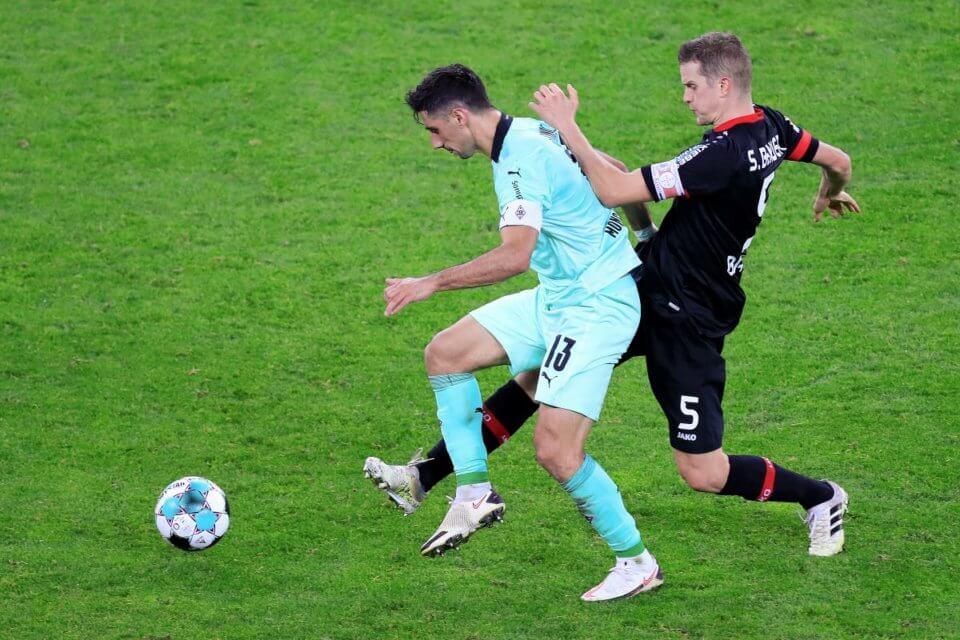 Bayer Leverkusen - Borussia M'gladbach