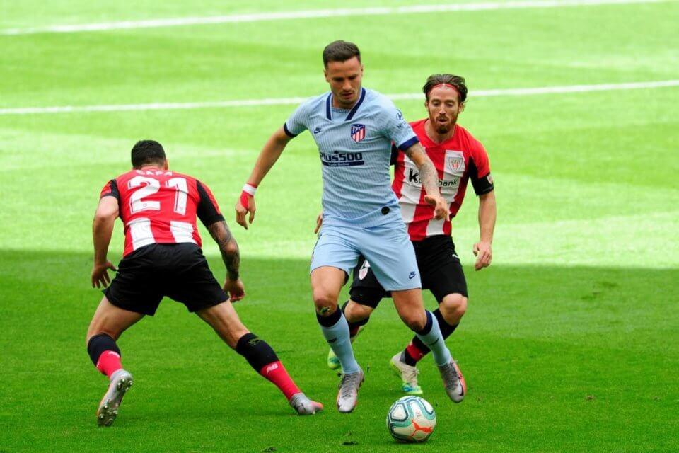 Athletic Bilbao - Atletico Madryt