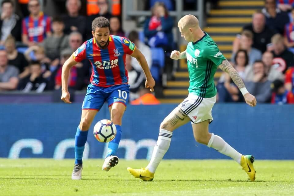 Crystal Palace - West Brom
