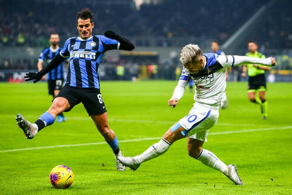 Inter Mediolan - Atalanta Bergamo