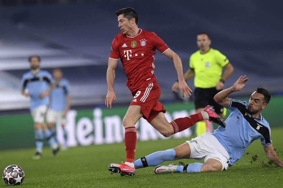 Lazio Rzym - Bayern Monachium