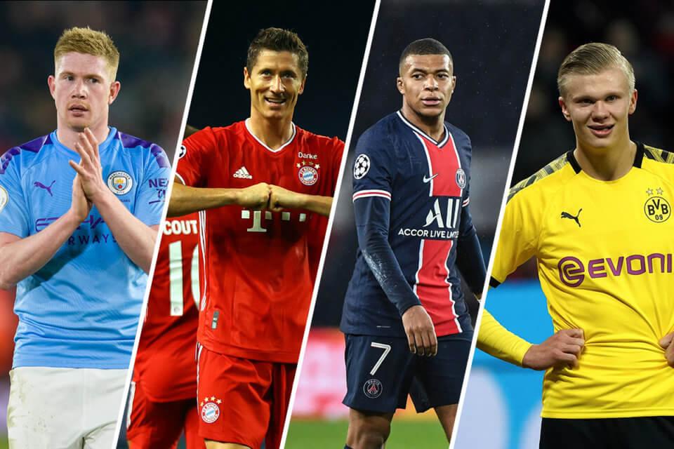 Ćwierćfinały Ligi Mistrzów