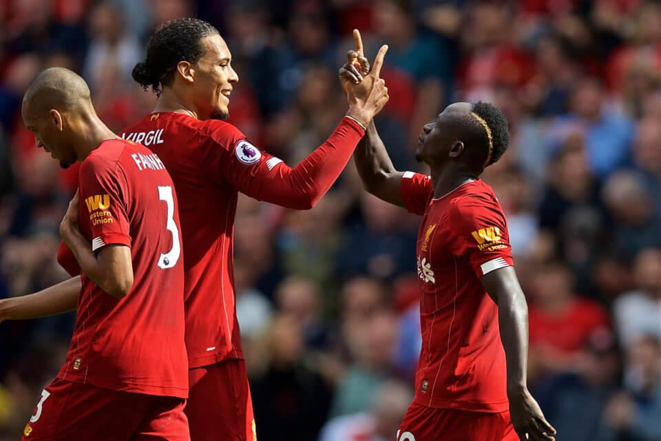 Piłkarze Liverpoolu FC