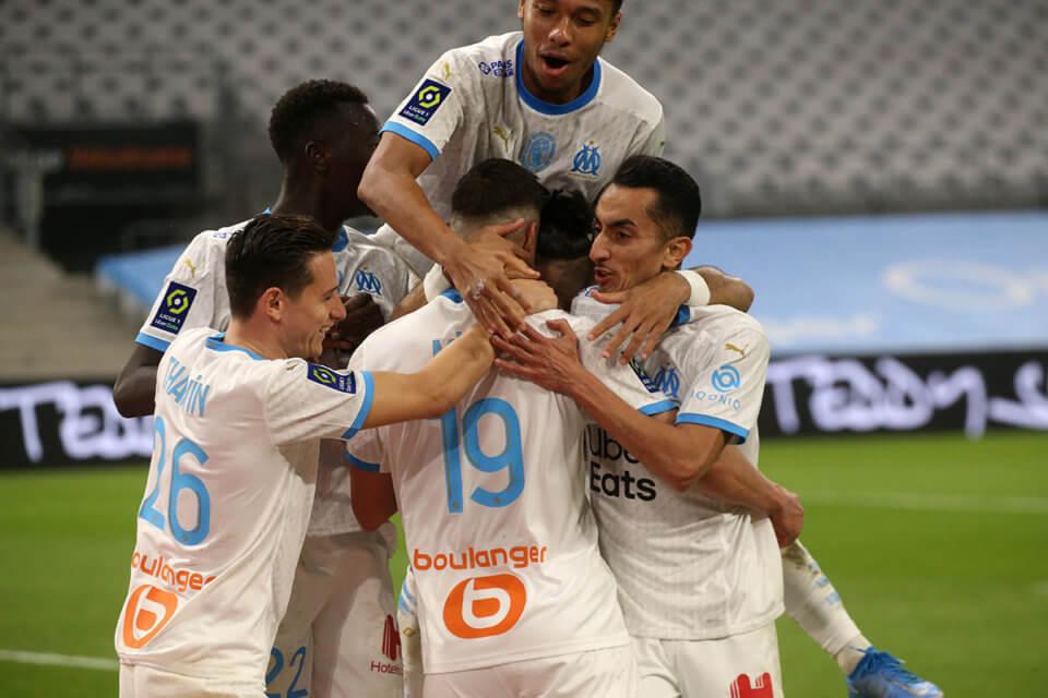 Piłkarze Olympique Marsylia