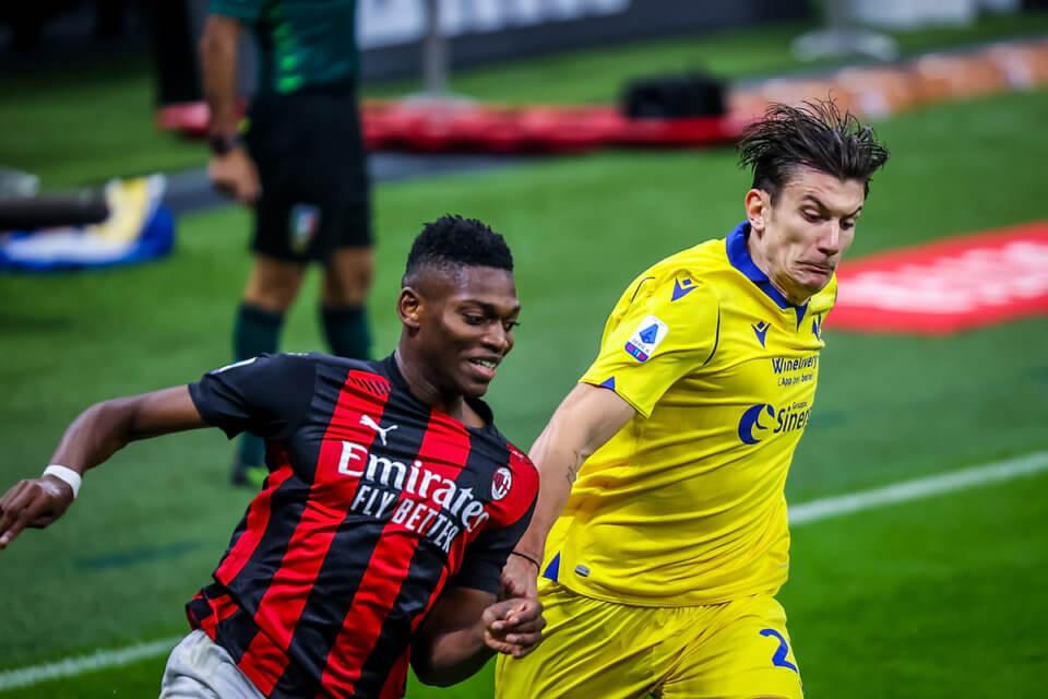 AC Milan - Hellas Werona