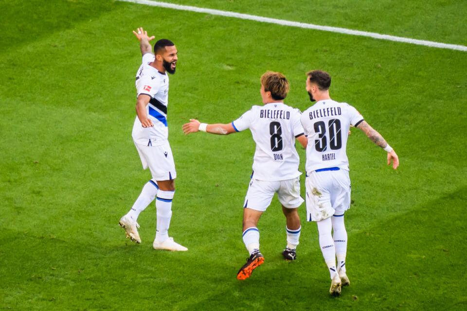 Piłkarze Arminii