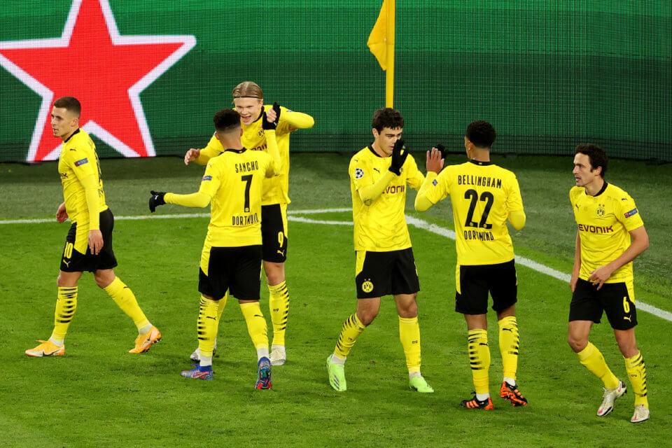 Piłkarze Borussii