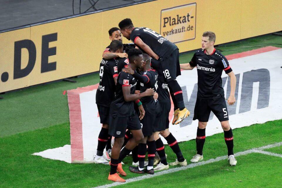 Piłkarze Bayeru Leverkusen