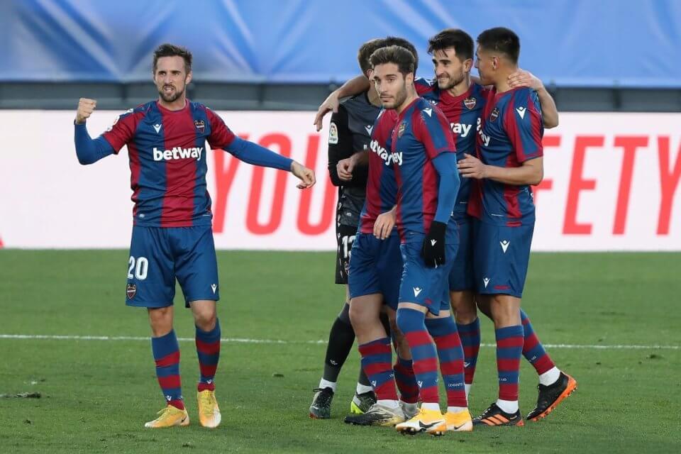 Piłkarze Levante