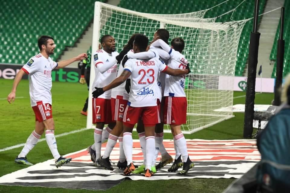 Piłkarze Lyonu