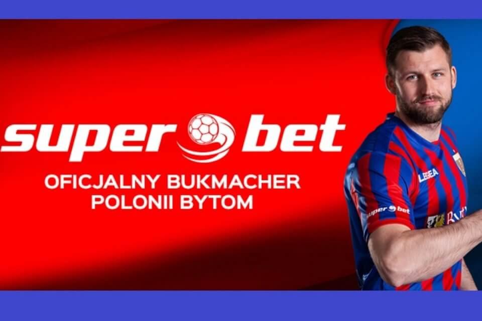 Superbet oficjalnym bukmacherem Polonii Bytom