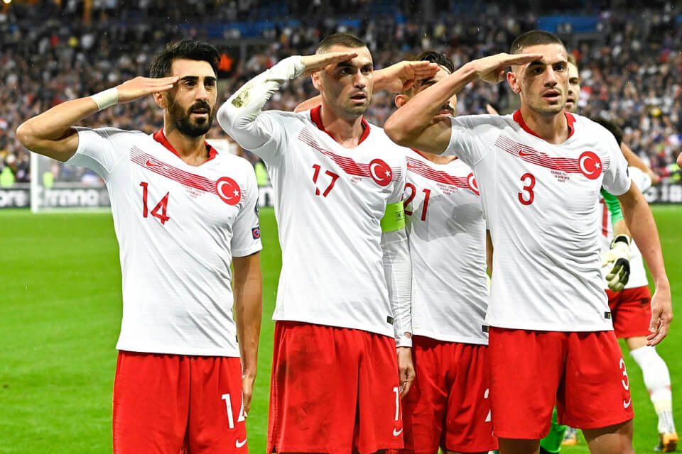 Piłkarze Turcji