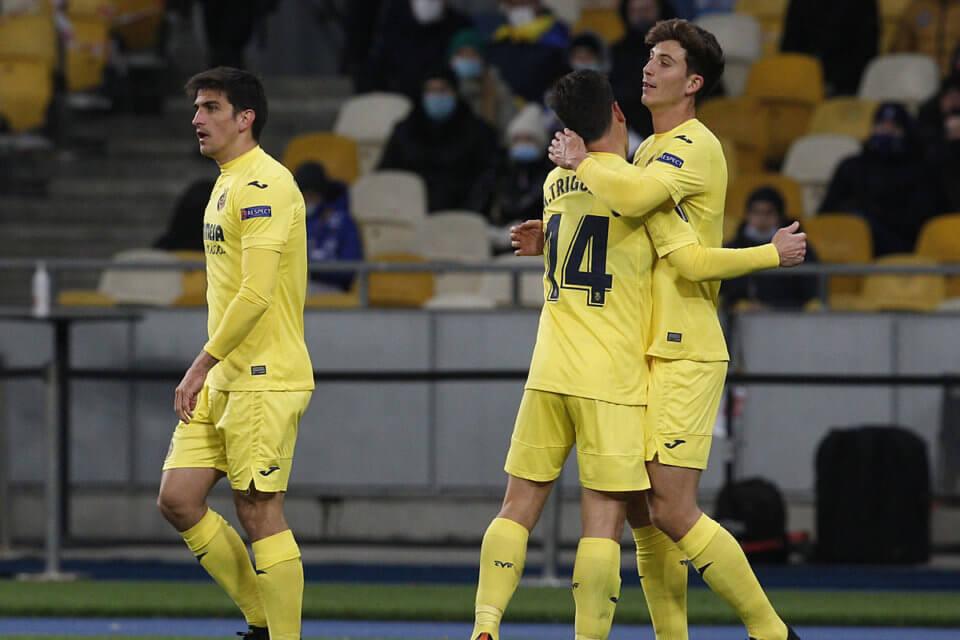 Piłkarze Villarreal CF