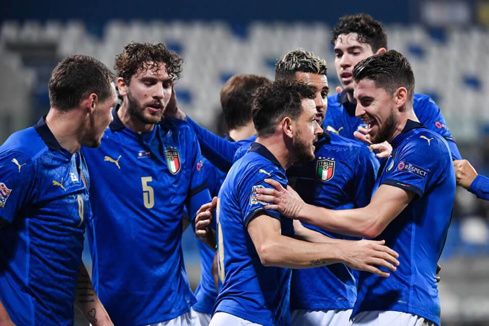 Reprezentanci Włoch