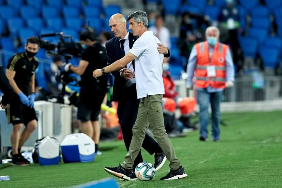 Zidane i Alguacil