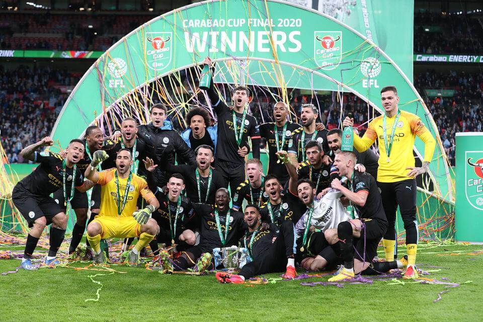 Manchester City wygrał Puchar Ligi Angielskiej w poprzednim sezonie