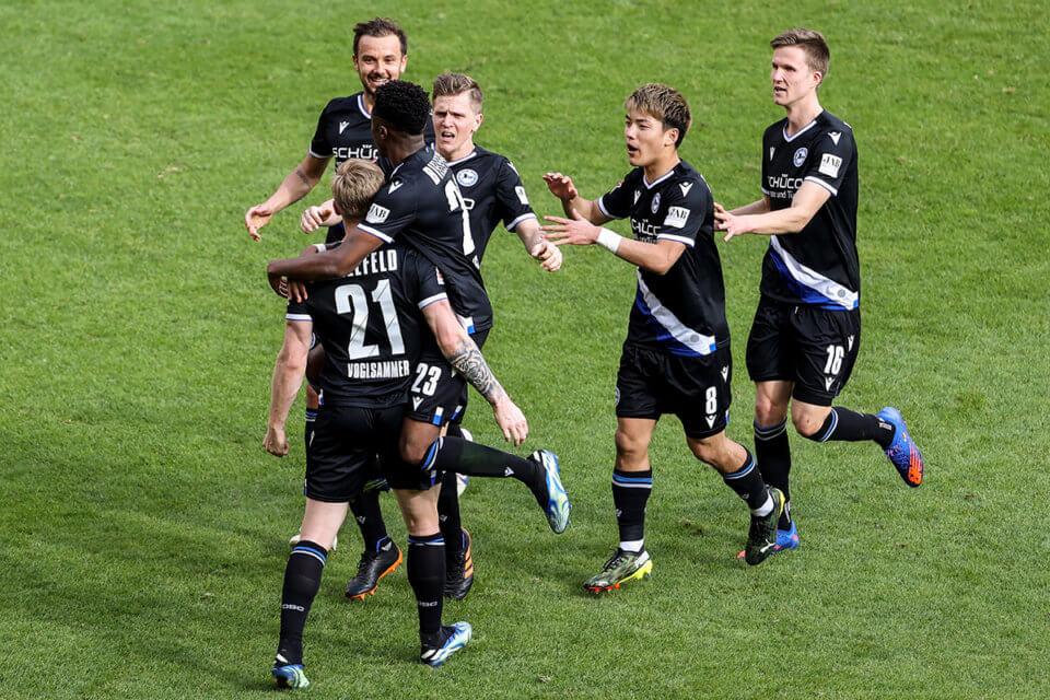 Piłkarze Arminii Bielefeld