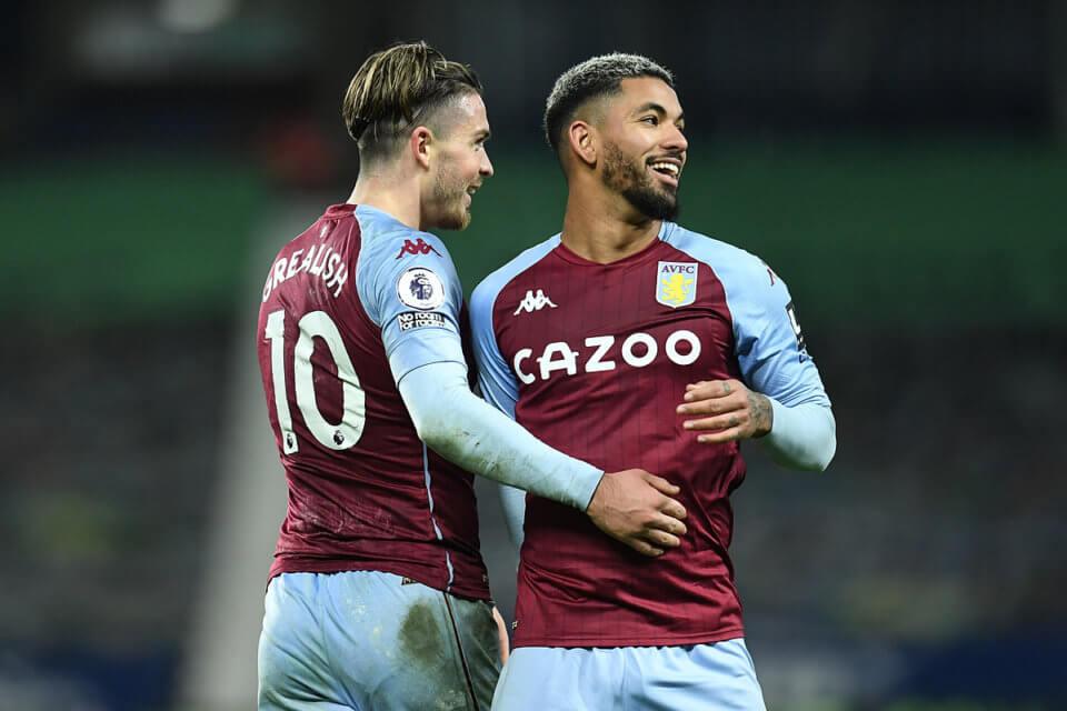 Piłkarze Aston Villa