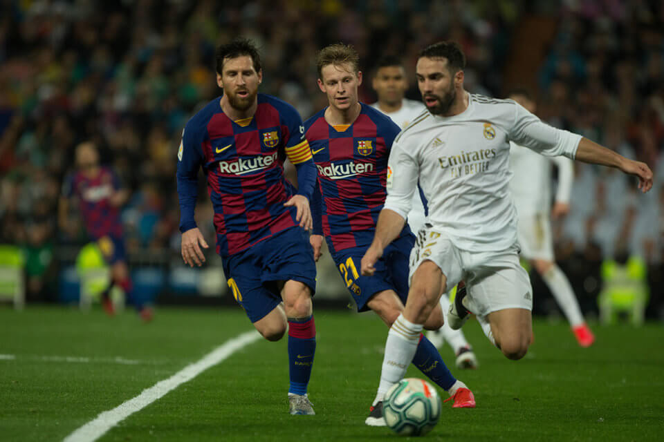 FC Barcelona - Real Madryt