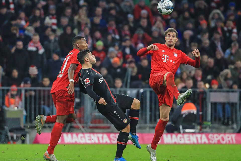 Bayern Monachium - Bayer Leverkusen