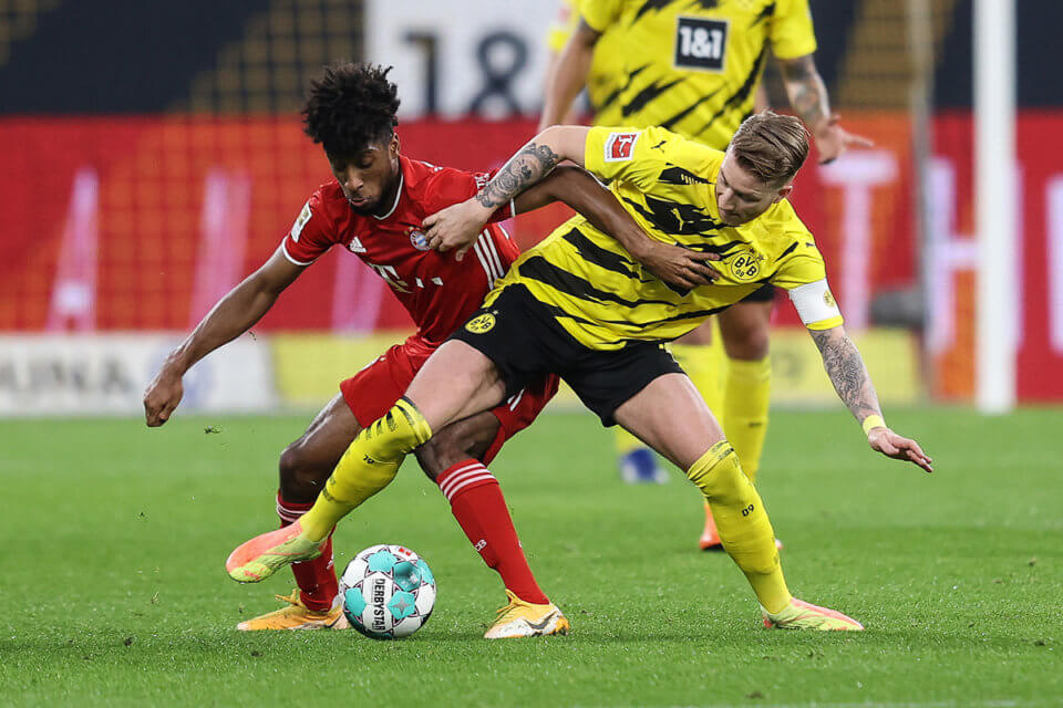 Bayern Monachium - Borussia Dortmund