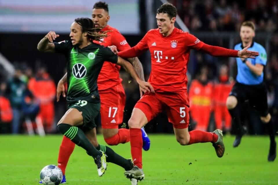 Bayern Monachium - Wolfsburg