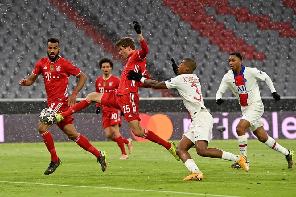 Bayern Monachium - Paris Saint-Germain