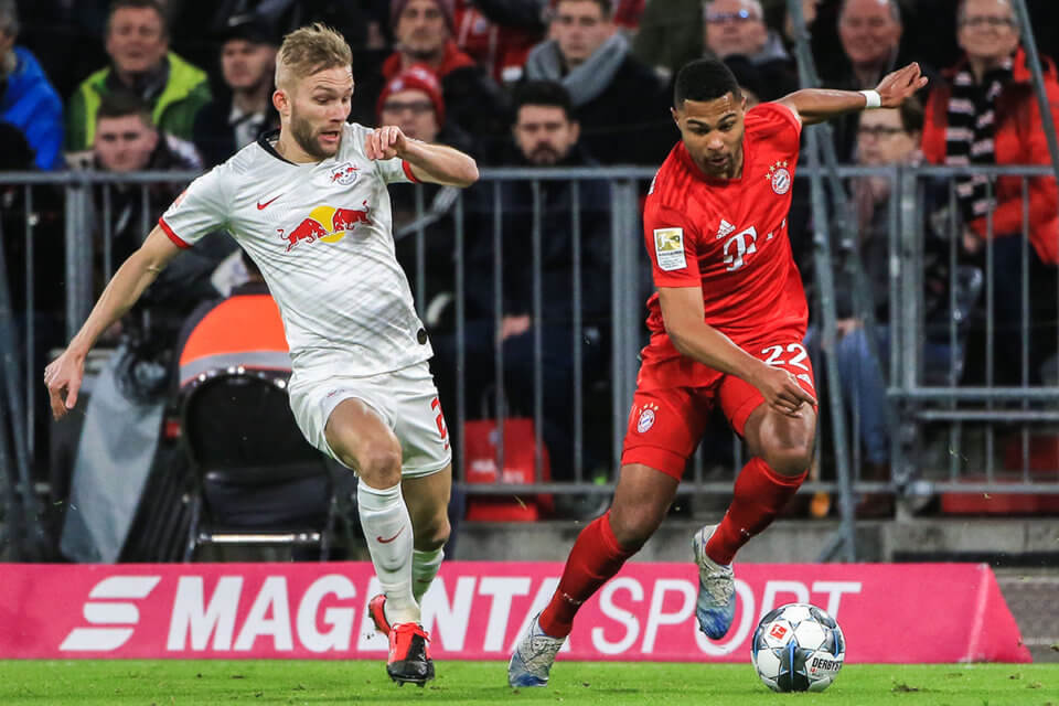 RB Lipsk - Bayern Monachium