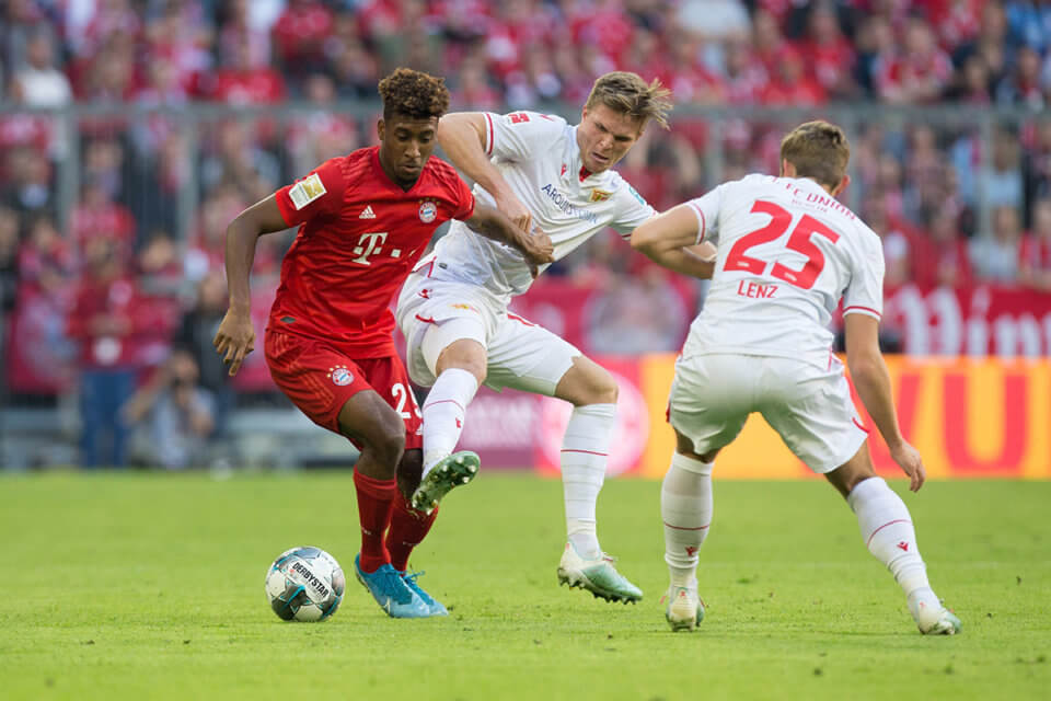 Bayern Monachium - Union Berlin