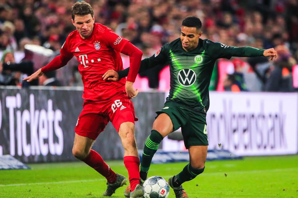 Wolfsburg - Bayern