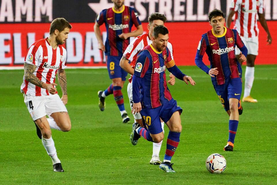 FC Barcelona - Athletic Bilbao