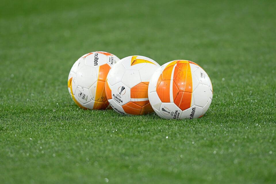 Piłki Ligi Europy