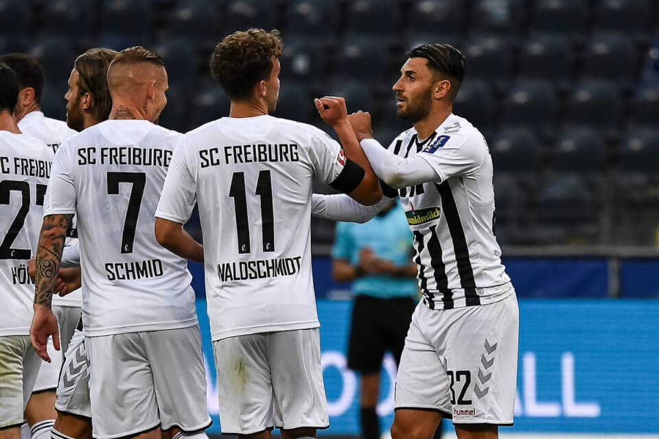 Piłkarze Freiburga