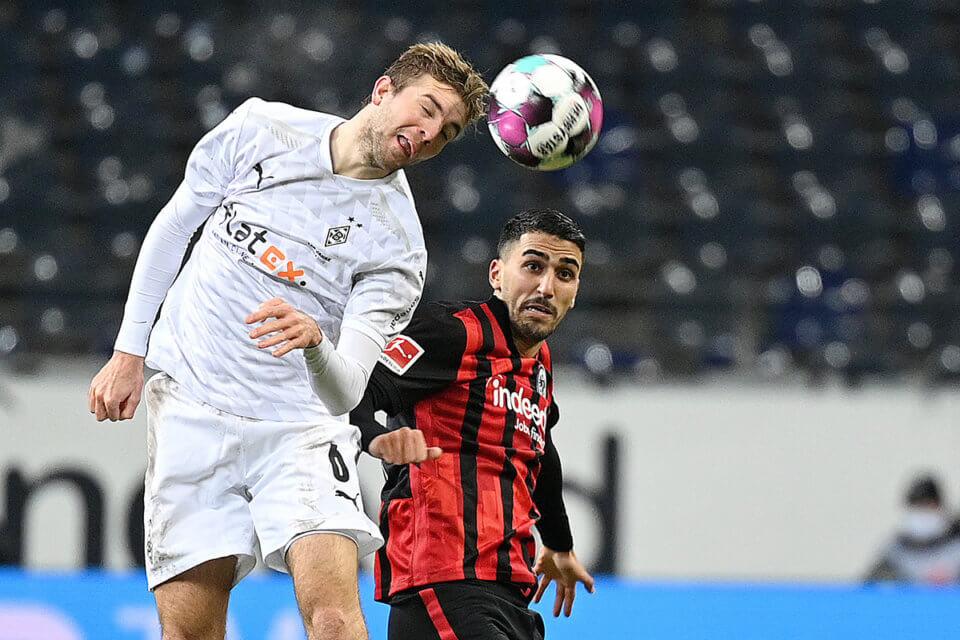 Borussia M'Gladbach - Eintracht